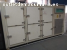 Camara de congelacion Koma H6 seis puertas