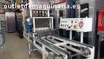 Dosificadora automática de magdalenas