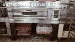 Horno de pastelería Salva