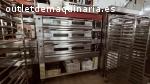Horno modular para pizzas