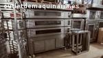 Horno modular Salva para pastelería